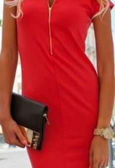 Sukienka / tunika koral Nowy produkt