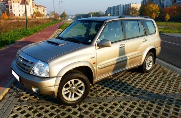 Suzuki Grand Vitara XL7!! 2.0 HDI 110KM!! WARTO