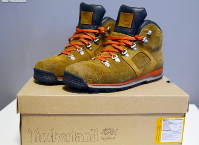 Timberland 42 buty na zimę Outdoor wodoodporne LIMITOWANA edycja