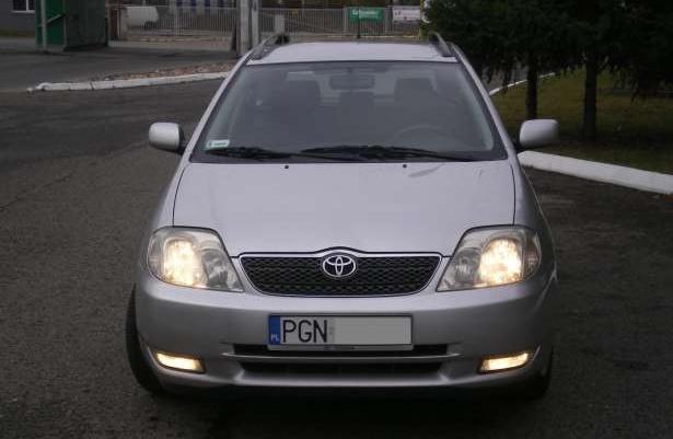 Toyota Corolla Kombi 2.0 d4d SOL