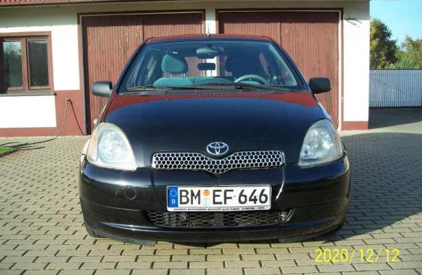 Toyota Yaris Czestochowa 1999