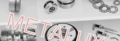 TUB 32-części zamiene:sprzęgła,koła zębate,śruby,wrzeciona -Metalux Nowy produkt