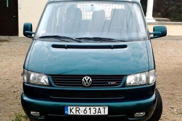 Volkswagen Caravelle 2002