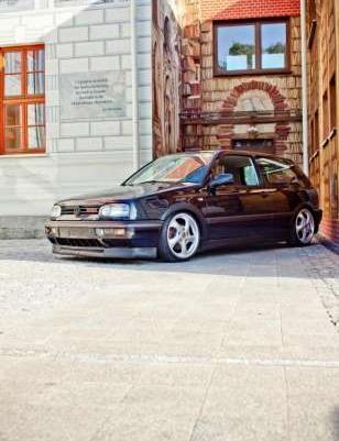 Volkswagen Golf GTI XX JAHRE 1996