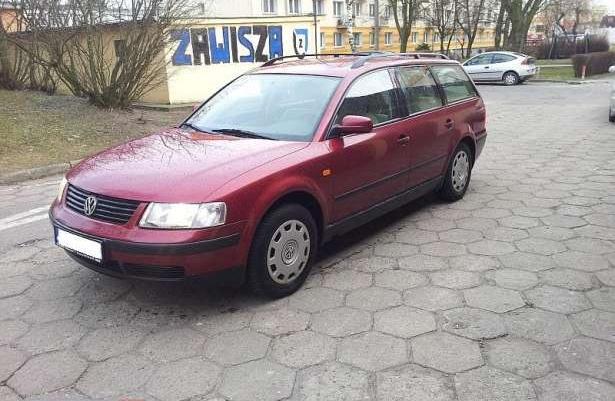 Volkswagen Passat 1.9 TDI KOMBI AUTOMAT! 1998