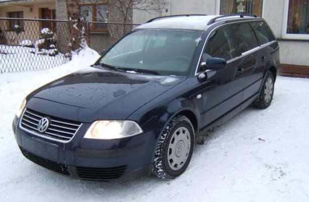 Volkswagen Passat 1 właściciel 104tyś.km 2003