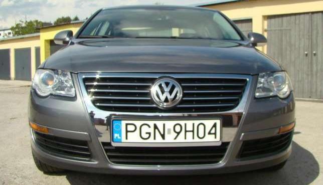 Volkswagen Passat 2.0 TURBO FSI 200KM 68 tys/km 2006