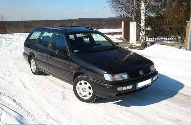 Volkswagen Passat Dobre 1.9TDI Kombi Ekonomiczny 1995