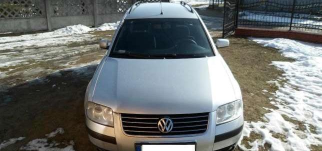 Volkswagen Passat Klimatronik. Stan BDB. 2003
