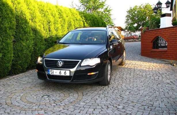 Volkswagen Passat SPORTLINE 2006/07 NAVI OKAZJA! 2006