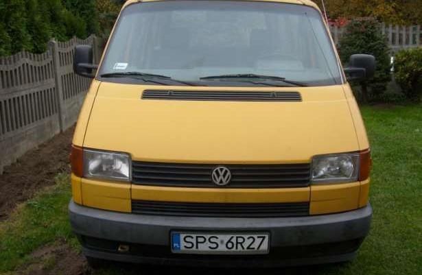 Volkswagen Transporter 1994