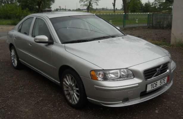 Okazja: Volvo s60, D5, 2008