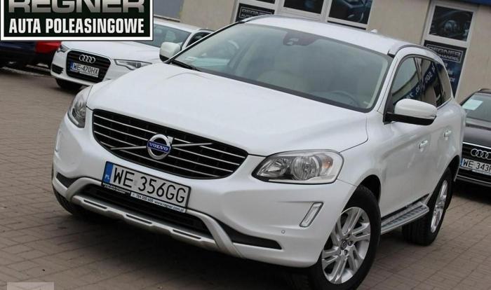 Volvo XC60 I AWD 2.4 D4 4x4 Salon PL Automat FV23% 1WŁ Plus Pakiety Gwarancja