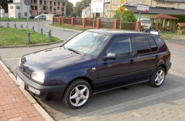 VW GOLF III 93 rok.prod.