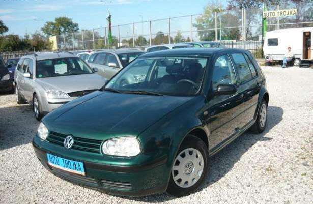VW Golf IV - klima-5 drzwi-piękny-opłacony -możliwa zamiana