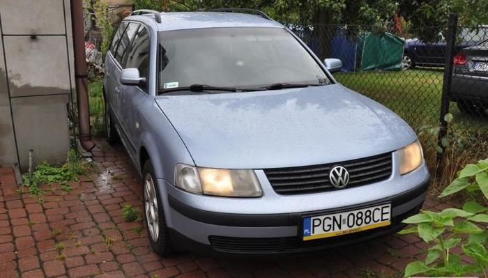 VW Passat 98r kombi 110km Osoba Prywatna Nowy Przegląd i Rozrząd