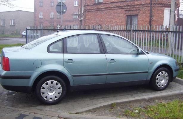 VW PASSAT B5 1.6 '97 oferta prywatna, sprzedam, bezwypadkowy
