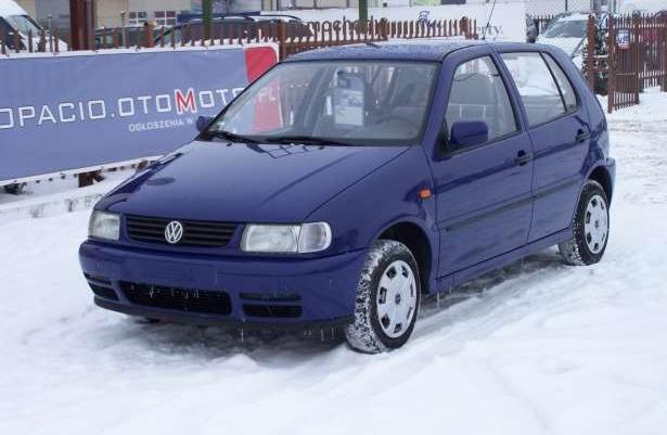 VW Polo stan bdb