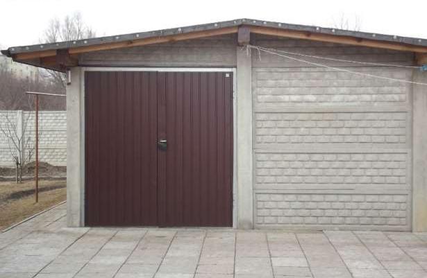 Wiaty Garaże Z Płyt Betonowych Ogrodzenia Betonowe Sprzedaż