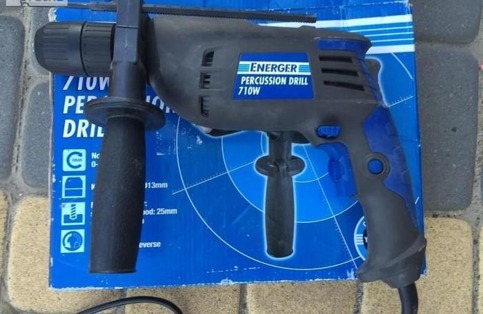 Wiertarka z Udarem ENERGER 710 W