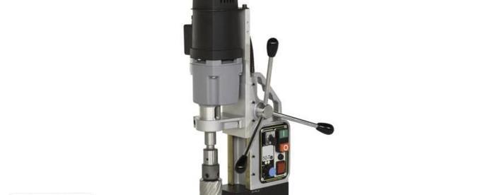 Wiertarka ze stopą magnetyczną VERTICAL 32T - Wiercenie + gwintowanie Nowy produkt