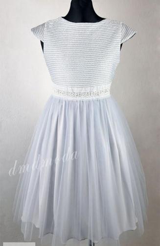 Wyjątkowa i elegancka sukienka dla dziewczynki Julia Nowy produkt