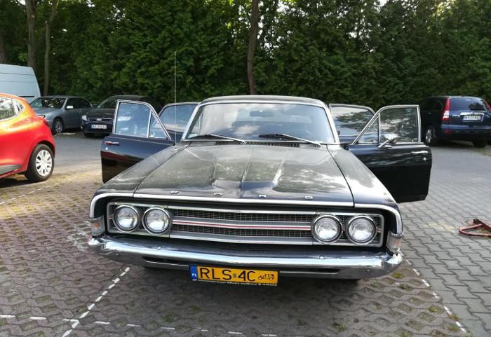 Wynajem na śluby i inne imprezy Ford Torino 1969 V8 351 5752 294 HP
