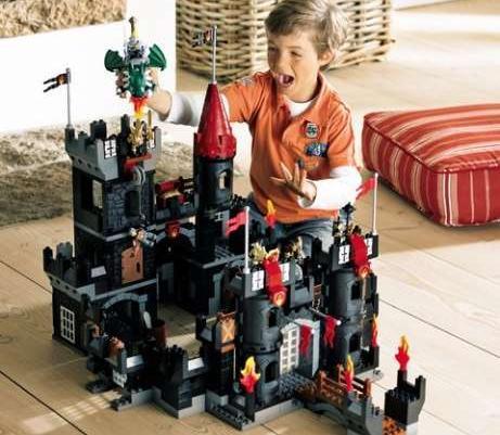 Zamek Lego Duplo 4785 Ogromny Rycerze 2 Smoki Sprzedaż