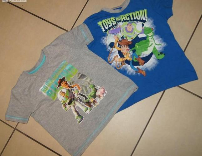 Zestaw bluzka koszulka t shirt chłopiec Toy Story rozm 98/2-3 lata