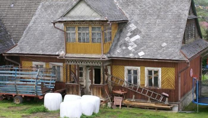 Zielonki - Grębynice, dom wolno stojacy - 175 m2, 5 pokoi, kuchnia, łazienki, balkon, taras, kominek, garaż, stan deweloperski, słoneczna, widokowa dz